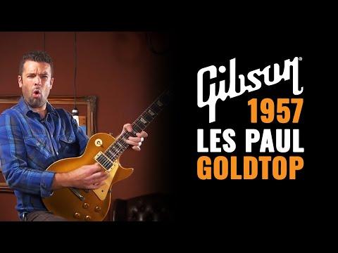 Gibson Les Paul 1957 Goldtop | CME Gear Demo