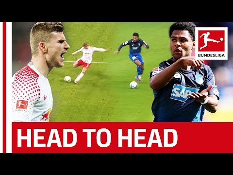 Werner vs. Gnabry - Top Speed Stars Head-to-Head