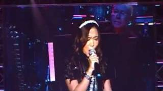 "Charice - "" All By Myself : Mandalay Bay Las Vegas May 9"""