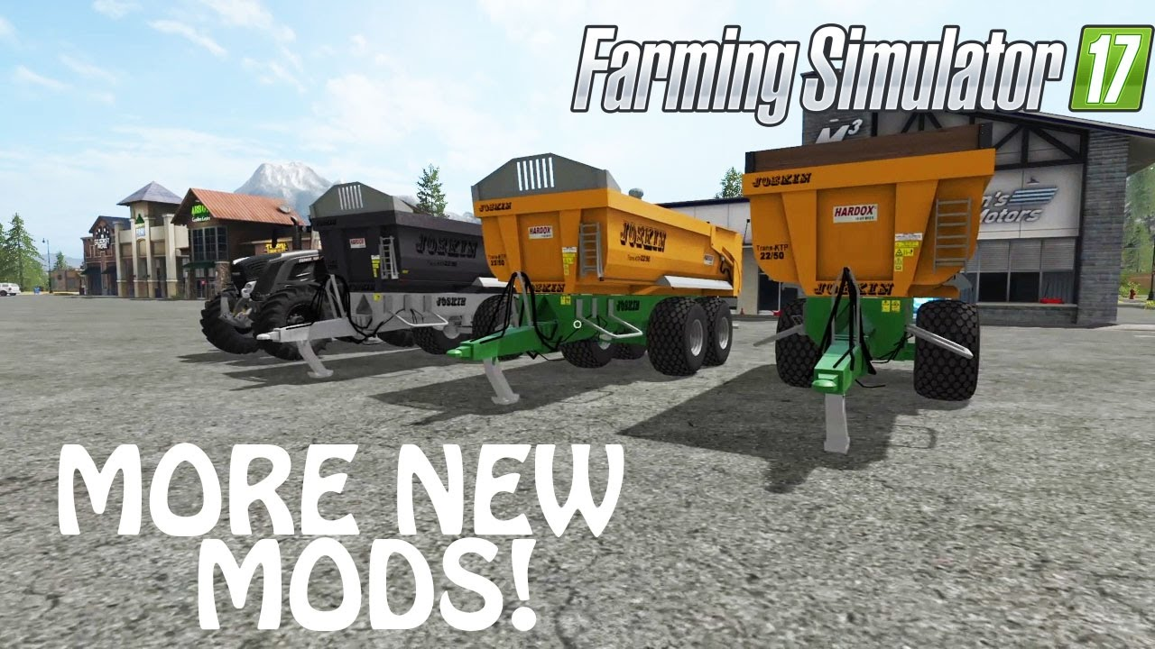 how to add mods to farming simulator 2017 xbox one