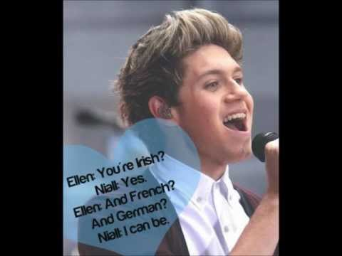 Best Niall Horan Facts & Quotes