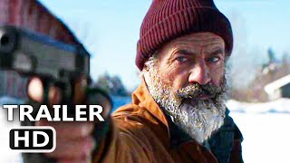 FATMAN Official Trailer (2020) Mel Gibson, Walton Goggins, Action Movie HD
