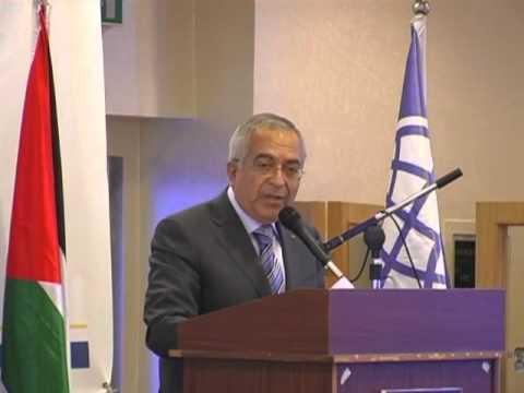 Prime Minister Dr. Salam Fayyad