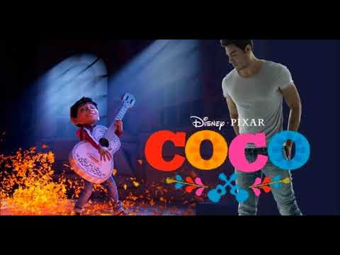 Carlos rivera recuerdame coco pel cula disney youtube for Imagenes de coco