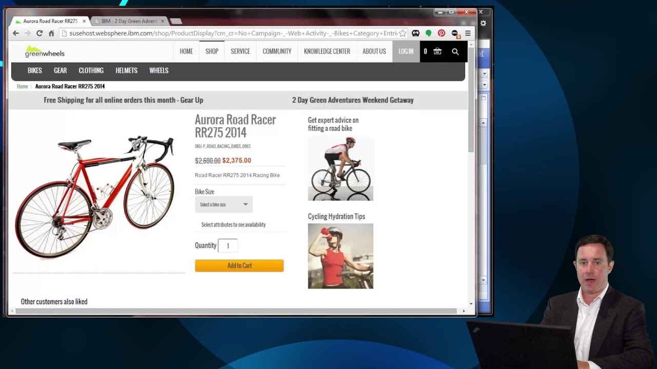 Integrating IBM (Unica) Interact with WebSphere Commerce Part 1
