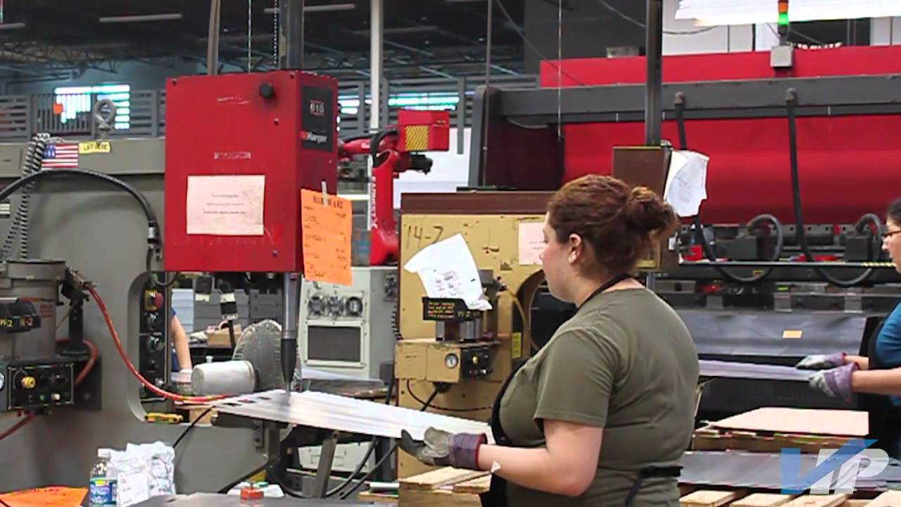 Mechanical Assembly Sheet Metal Fabrication Vip Inc