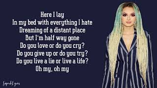 Zhavia - Candlelight (Lyrics)