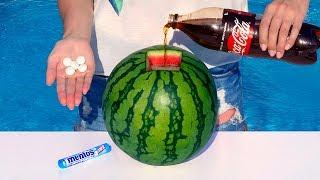 🍉 5 fantastische Ideen für Wassermelonen