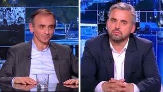 Alexis Corbière face à Zemmour et Naulleau