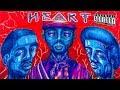 Aura Da Prophet - Heart (Feat. Ak The Savior & Cash R.O.E) *Official Lyric Video*