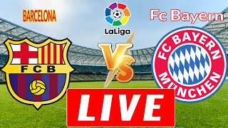 🔴LIVE:Barcelona vs FC Bayern Live Streaming-Champions league 2020- Bayern vs barcelona [LIVE] 15 Aug