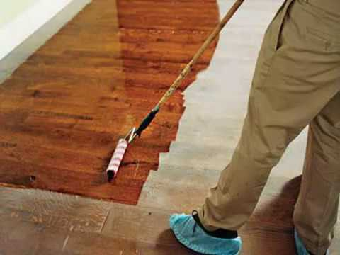 Wood Floor Sanding And Varnishing You