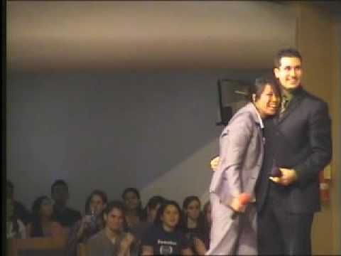 La Sierra University Student Proposes in University Worship!