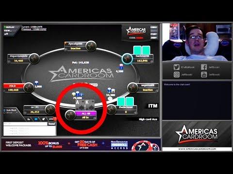 The SECRET to Winning an Online Poker Tournament!