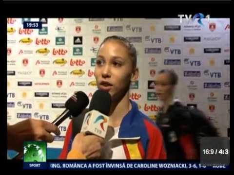 Romanian Gymnastics News from Antwerp - 01.10.2013