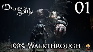 Demon's Souls Remake - Walkthrough Part 1: Gates of Boletaria
