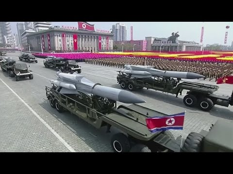 North Korea warns US it is ready for nuclear attack