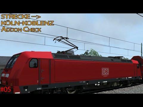 West Rhine Cologne - Koblenz[BR 146]#005|Trainsimulator 2015 ADDON CHECK[Deutsch] |