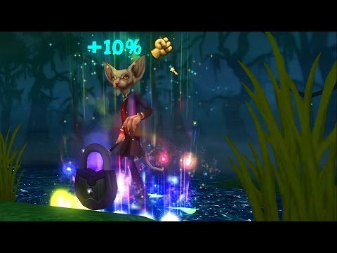 Wizard101: Meowiarty Exalted Challenge