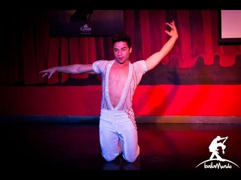 Baila Mundo - Tiago Fuentes (1 ano de Latin Party)