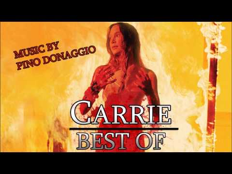 Carrie (1976) Best Of - Pino Donaggio [HD]