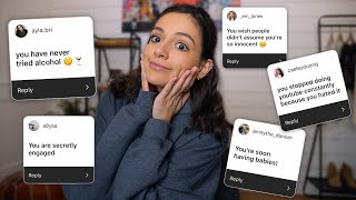 Responding to assumptions about me | Bethany Mota