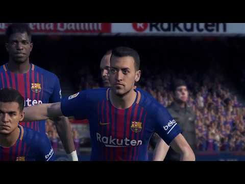 Pes 2017 Best Patch 2018 New Faces  New Graphics New Graphic texture kit New Gameplay Mod Pes 2018