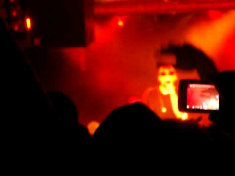 Sido - Arschficksong Live @Freiburg 03.12.2008