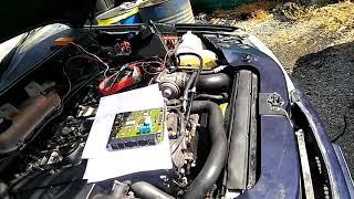 ml 270 cdi. w163. не работал вентилятор охл. двигателя.