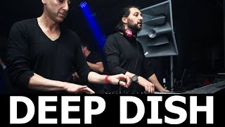 DEEP DISH Live @ Aria, Canada 5-17-2003 | Global Underground 025 Tour - house music musica edm
