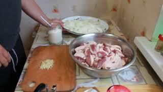 Рецепт шашлыка из утки
