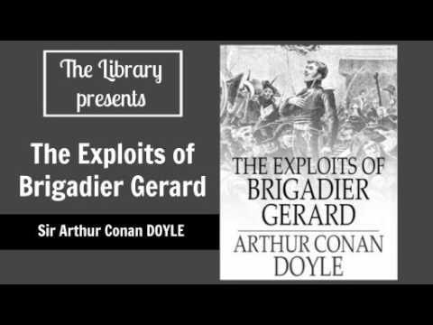 The Exploits of Brigadier Gerard by Arthur Conan Doyle - Audiobok