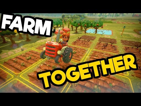 Farm Together Gameplay Impressions - Diggadirt Farms Opens for Business!