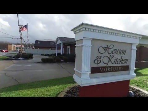HENSON & KITCHEN MORTUARY, HUNTINGTON, WV