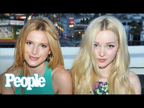 Bella Thorne Reveals Why She's Obsessed With 'Descendants' Star Dove Cameron | People NOW | People