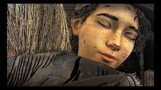"Walking Dead Ep3 Broken Toys | Clem dances with Violet - Tell AJ ""Shoot Me"""
