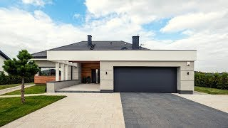Modern Smart House for Sale near Warsaw. Home Concept Project 26