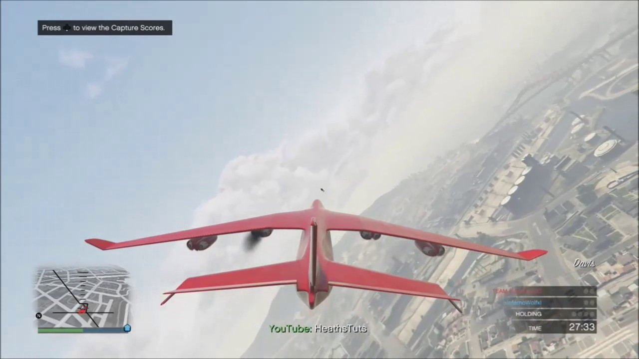 GTA ONLINE - HOW TO GET THE CARGO PLANE (XBOX ONE)