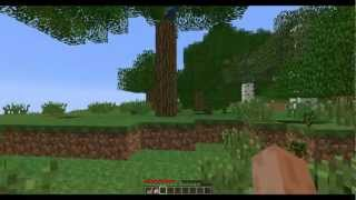 Minecraft Уроки выживания #1