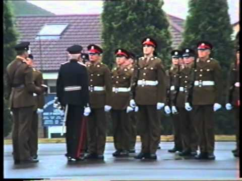 Michael's Passing Out Parade