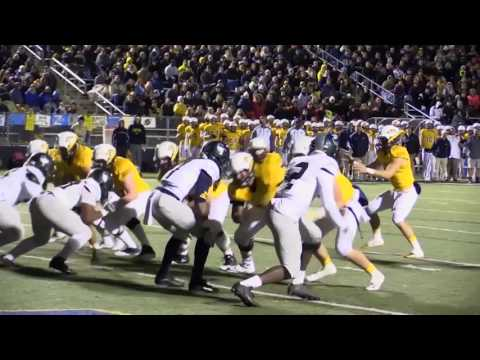 Cass Tech vs. Saline - 2016 Division 1 Football Playoff Highlights on STATE CHAMPS!