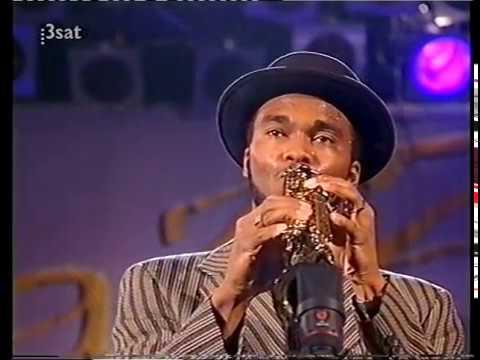 James Carter Quartet - JazzBaltica 1997 fragm.