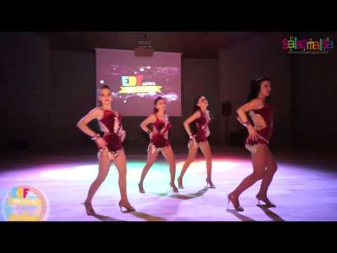 Nuans Dans Ladies Dance Performance - EDF 2016