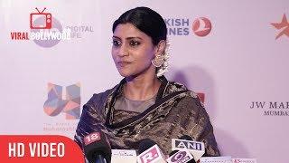 Konkona Sen Sharma At Jio Mami Film Festival 2017 Closing Ceremony | Viralbollywood