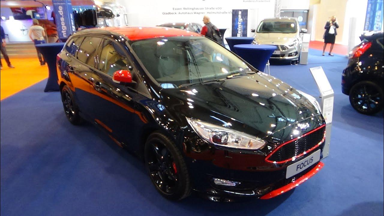 2016 Ford Focus Sport Exterior And Interior Essen Motor Show 2017