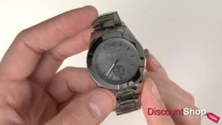 Emporio Armani Ceramica AR1463 - review by DiscountShop.com