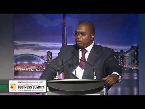 Cameroon Country Focus Session - Canada-Africa Business Summit