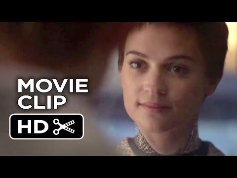 Ex Machina Movie CLIP - What Will Happen if I Fail You Test? (2015) - Oscar Isaac Sci-Fi Movie HD