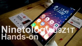 Hands-on: Ninetology U9Z1T with 4G LTE Thumbnail