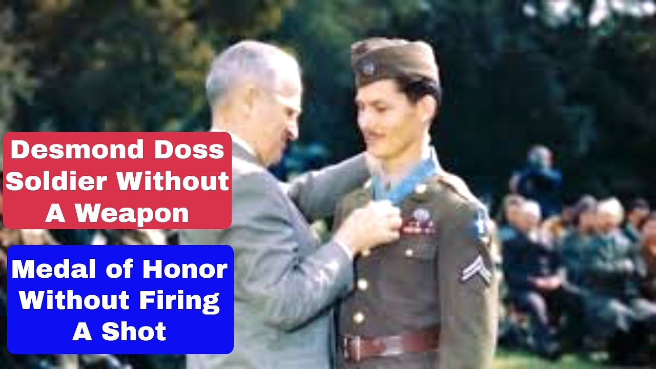 Desmond Doss The Soldier With No Weapon
